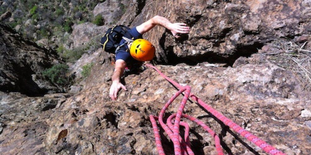 Bästa klättringen Gran Canaria