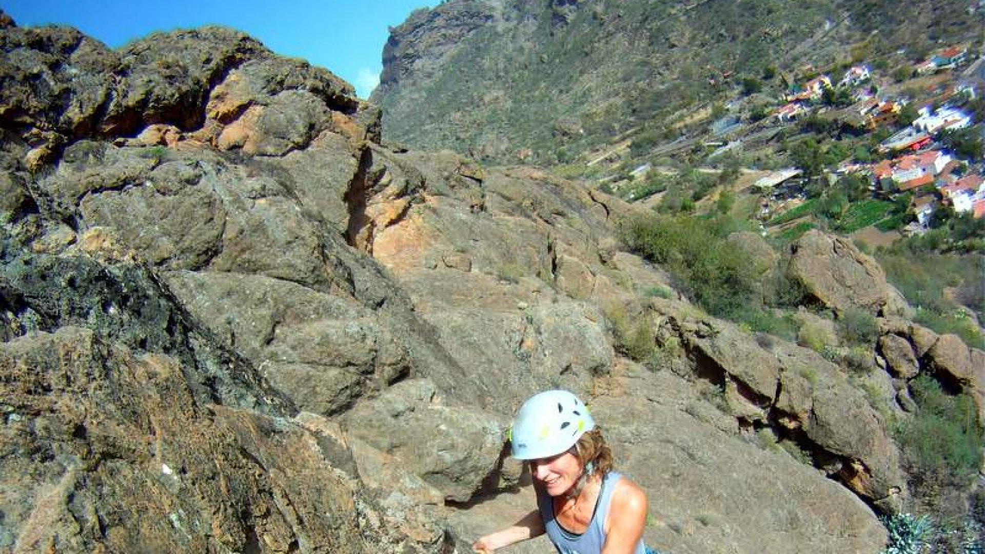 Traditional Climbing Gran Canaria